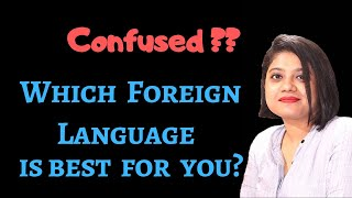 Which Foreign Language Is Most In Demand In India ???