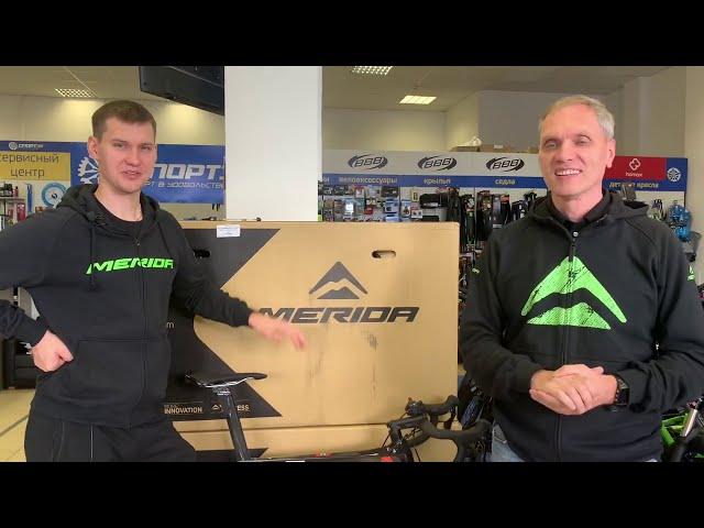 Видео Велотренажер Elite Novo Force Trainer