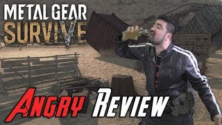 Metal Gear Survive Angry Review