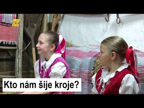 FOLKLÓR NA ZEMPLÍNE<br />Detský folklórny súbor Pavička