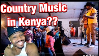 WOW! Country Music Festival in KENYA! ITS LIT!