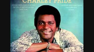 Charley Pride the days of sand and Shovels  Vinyl Version
