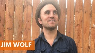 College Musician Jim Wolf 1800993NEON