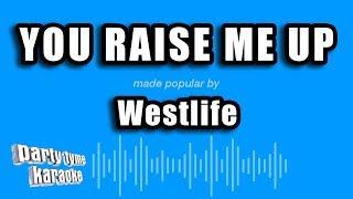you raise me up lyrics westlife karaoke - TH-Clip