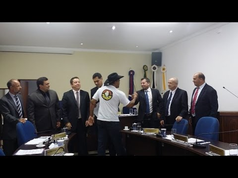 Jornal Agora é Sério recebe Homenagem na Câmara de Juquitiba