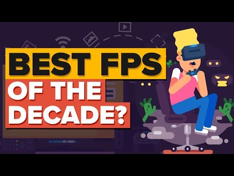 Best First Person Shooter (FPS) Of The Decade