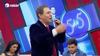 """Sabir Eliyev    -    """" Sheyda  bulbulumsen""""     5 5 Xezer tv 09 10 2017"""
