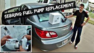 Chrysler sebring no crank no start most popular videos chrysler sebring fuel pump replacement 2007 2008 2009 2010 fandeluxe Images