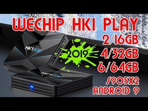 Wechip HK1 PLAY