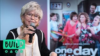 """Rita Moreno Discusses """"One Day At A Time"""""""