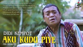 Download lagu Didi Kempot Aku Kudu Piye Mp3