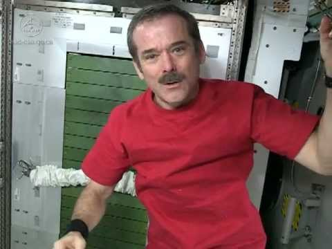 All The Tools Used To Workout In Space