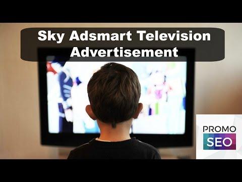 Sky Adsmart Television Advertisements