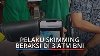 Sindikat Kejahatan Skimming Beraksi di 3 ATM BNI di Padang, Pernah Transaksi di Sana Cek Saldomu