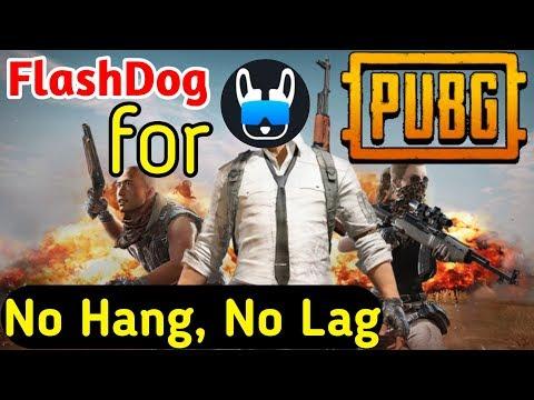 FlashDog- Best GFX Tool for PUBG - Ontime Techniques - Video