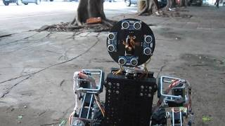 preview picture of video 'EnviroBot follow test 1'
