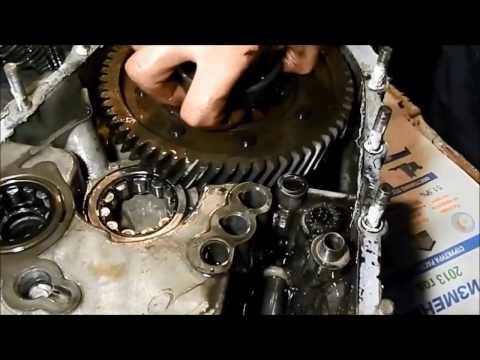 Daewoo Sens МеМЗ-307. Ремонт КПП часть 1.