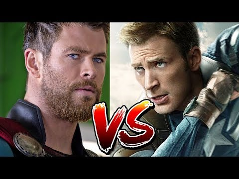Download Captain America Vs Thor | Which Marvel Avenger Would Win? HD Mp4 3GP Video and MP3