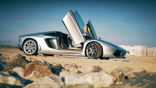 DT Test Drive — Lamborghini Aventador Roadster