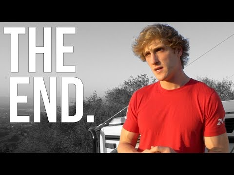 THE END OF LOGAN PAUL VLOGS... mp3