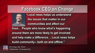 Facebook Plans to Prioritize Community Local News