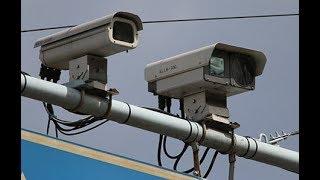 Камеры на дорогах Алматы будут измерять среднюю скорость движения с 1 декабря  (14.11.18)