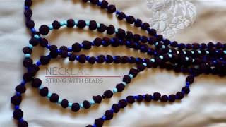 Make a Rose Bead Mala with the College of the Melissae