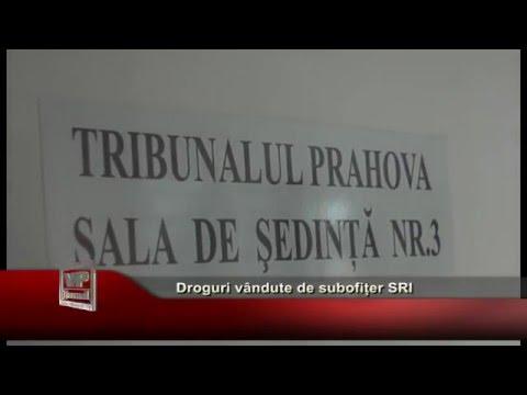 Droguri vandute de subofiter SRI