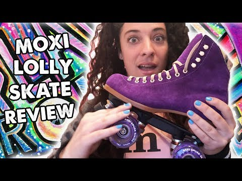MOXI LOLLY REVIEW / BEST ROLLER SKATES FOR BEGINNERS – Planet Roller Skate Ep.