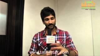 Aadhi Speaks at Indian Badminton Celebrity Laegue Launch