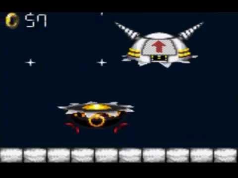Sonic Blast Part 4 (finale): Silver Castle in the sky