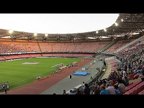 Places to see in ( Naples - Italy ) Stadio San Paolo
