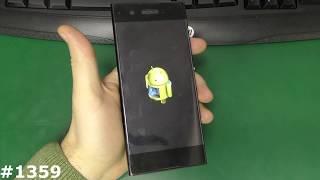Разблокировка Sony Без прошивки!! Прошивка, Hard Reset и Разблокировка FRP аккаунта Sony XA1 G3112