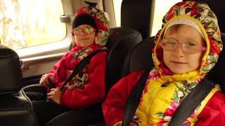 3 ряд сидений в Pajero 4 и близняшки