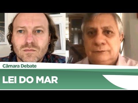 Deputados debatem Projeto de Lei do Mar para aumentar proteção ao bioma marinho - 25/06/20