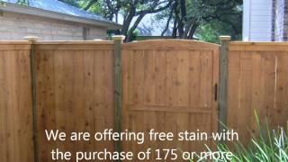 Privacy Fence Installation Austin, Tx 512-949-8943