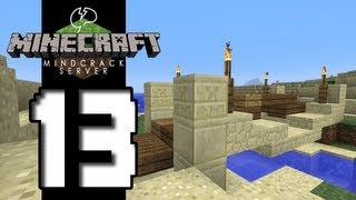 Beef Plays Minecraft - Mindcrack Server - S3 EP13 - Bridge To Nowhere