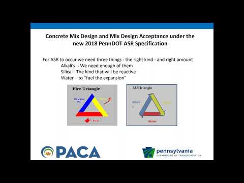 Concrete Mix Designs Under PennDOT's ASR Specification