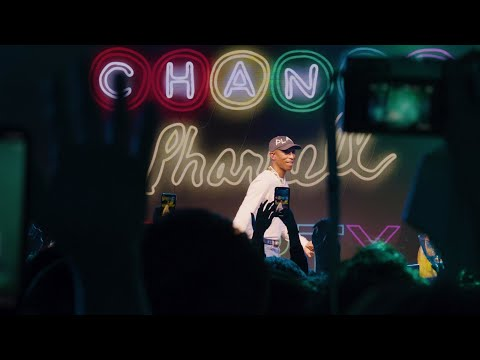 Pharrell Williams in Seoul — CHANEL