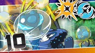 Araquanid  - (Pokémon) - Pokémon Ultra Sun and Moon - Episode 10 | Totem Araquanid Trial!?