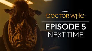 Доктор Кто, Episode 5 | Next Time Trailer | Fugitive of the Judoon | Doctor Who: Series 12