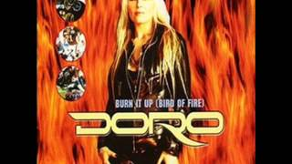 Doro   Burn It Up   Burn It Up Lightning Strikes Again Mix