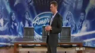 Хейден Кристенсен, Hayden Christensen on American Idol