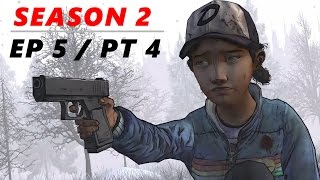 TIME TO SAY GOODBYE! - The Walking Dead: Season 2 - Episode 5 | Part 4