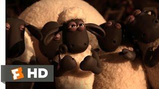 Shaun the Sheep Movie (2015) - A Familiar Tune Scene (7/10) | Movieclips