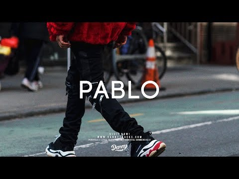 """Pablo"" - Dark Trap Hip Hop Beat Instrumental (Prod.Beatdemons x dannyebtracks)"