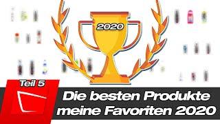 Die besten Autopflege-Produkte 2020 Felgenbürsten, Waschhandschuhe, Trockentücher etc.