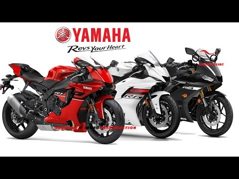 2019 New Yamaha Yzf R25 New Color 2019新型yzf R25のカラーリングを