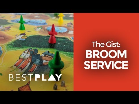 Broom Service reviewed in under a minute