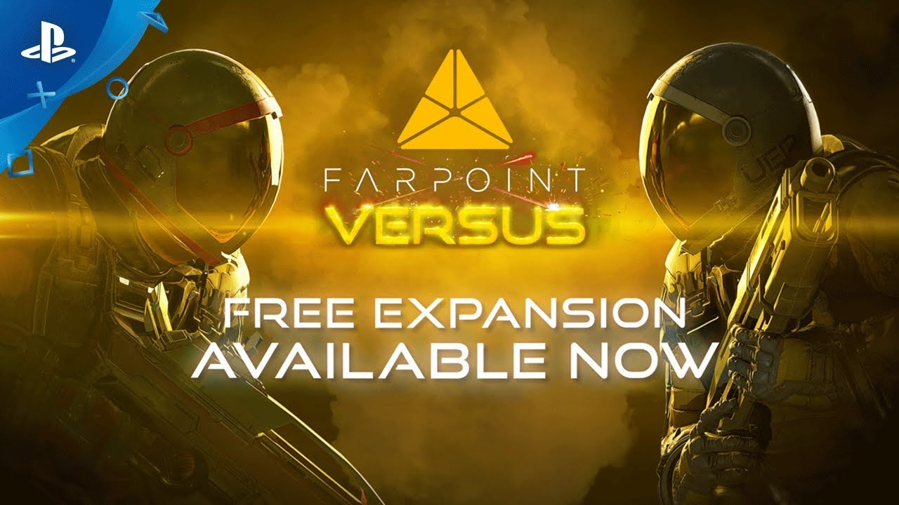 Farpoint for PS VR: Versus Expansion Pack Releases Today